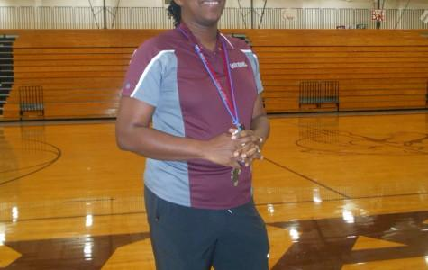 Girls basketball coach happy to return to sport