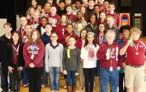 ROJH wins second place overall at UIL meet
