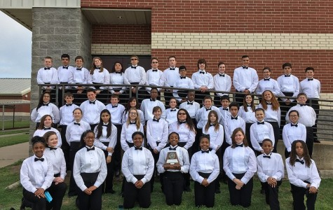 Symphonic bands win top UIL prize