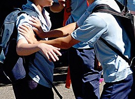 Staff works to prevent end-of-year fights