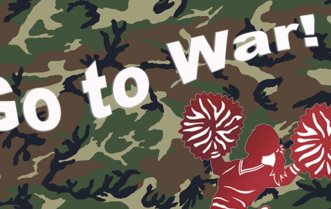 """Students ready for """"War"""" on Oct. 20"""