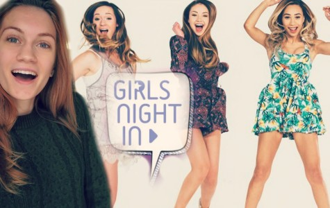 It's front-and-center for me during 'Girls Night'