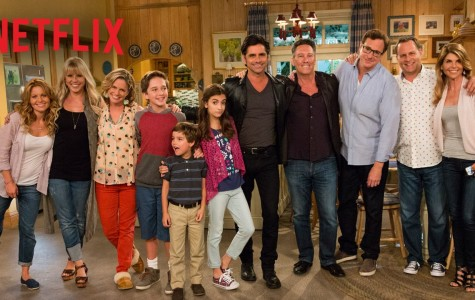 Flashback Friday: 'Fuller House' makes its debut on Netflix