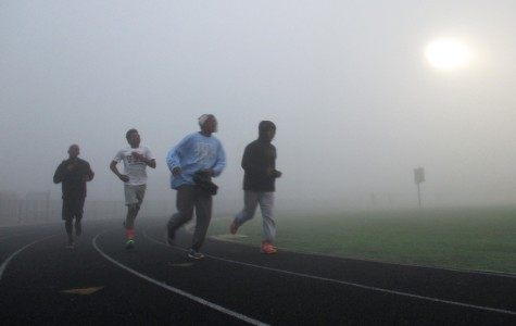 Track team on the path to success