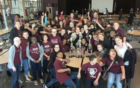 ROMS takes first overall at UIL competition