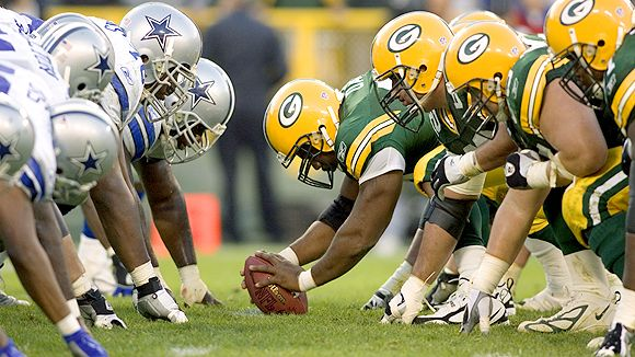 The Cowboys lost 21-26 to the Green Bay Packers during Sunday's hotly debated game.