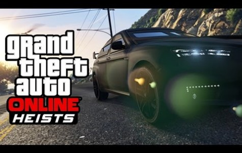 'GTA Heists' is a steal, especially for free
