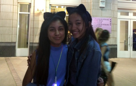 For best friends, Grande's concert a magical moment