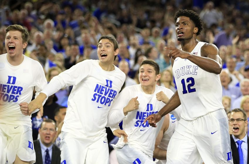 The Duke Blue Devils took home the NCAA title April 6 after defeating the Wisconsin Badgers 68-63.