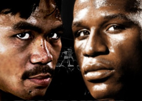 Pacquiao set to fight Mayweather on May 2