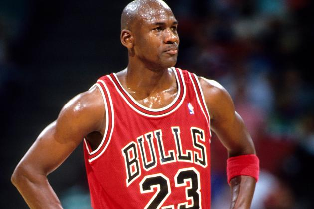 Michael Jordan's work ethic led him to numerous NBA championship titles with the Chicago Bulls.