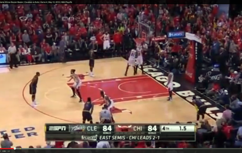 Sports video of the day: LeBron's buzzer beater