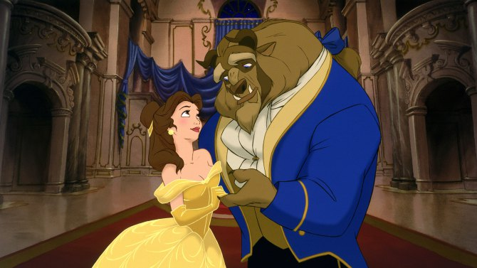 The top five best Disney movies