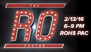 RO Factor set for Saturday