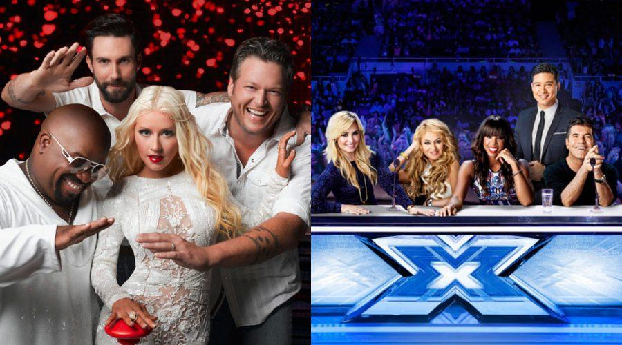 PODCAST: 'The Voice' vs. 'X Factor'