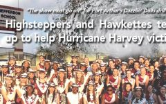 Highsteppers and Hawkettes team up to help Hurricane Harvey victims