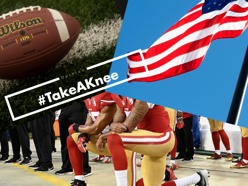 #TakeAKnee: Is it so wrong to exercise your rights?