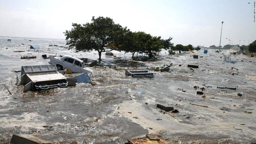 Floods are one of the most devastating natural disasters.