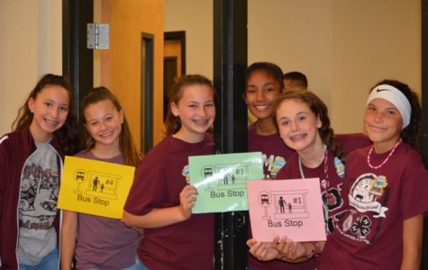 Sixth Grade Center celebrates new ROMS Hawks at first-ever 'Talon Camp'