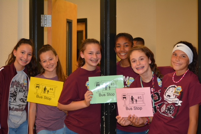 Sixth Grade Center celebrates new ROMS Hawks at first-ever