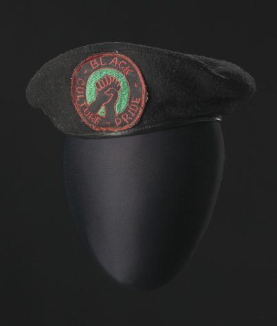Black beret from Black Panther Era.